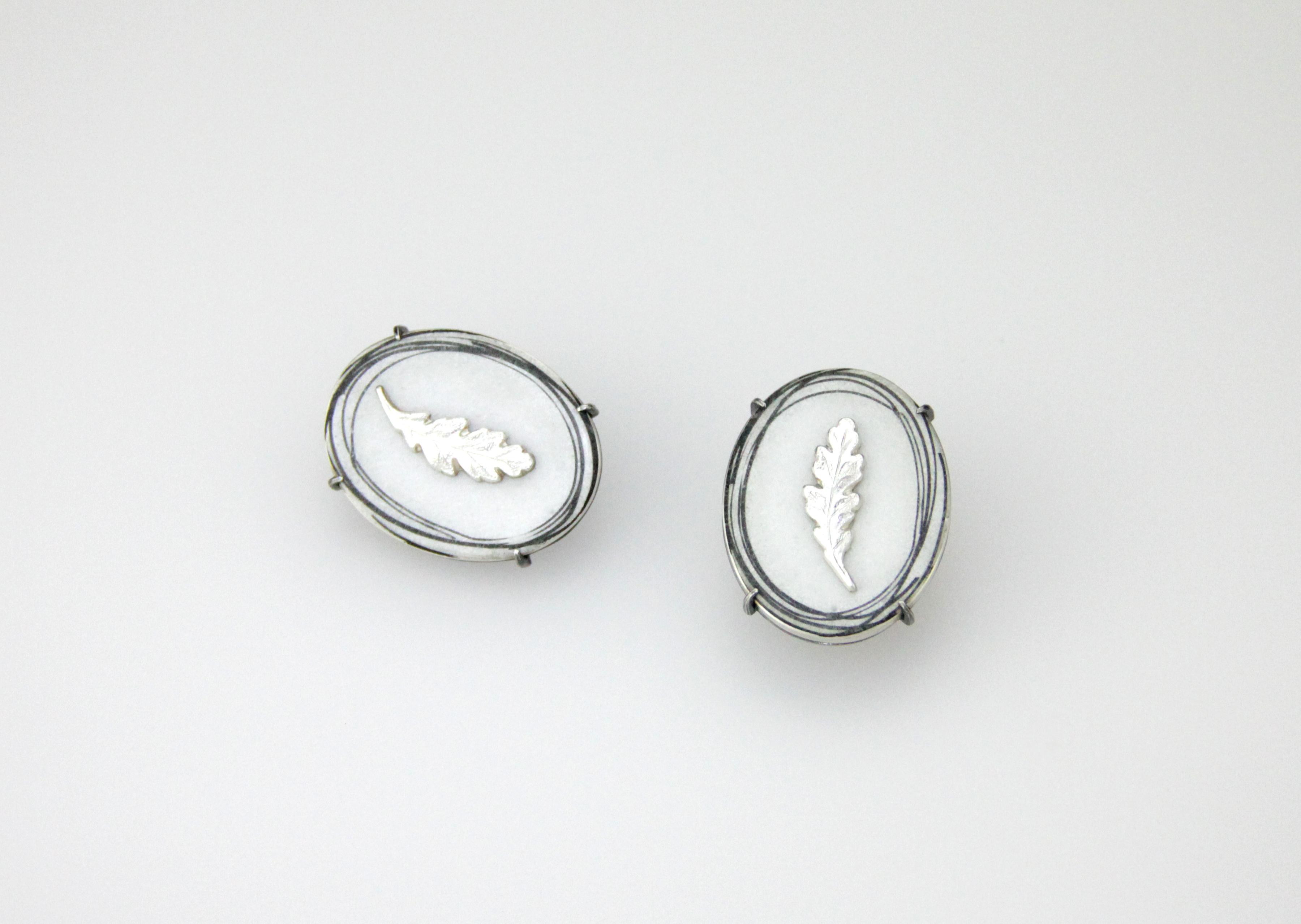 Seidenath_Earrings_Leaf