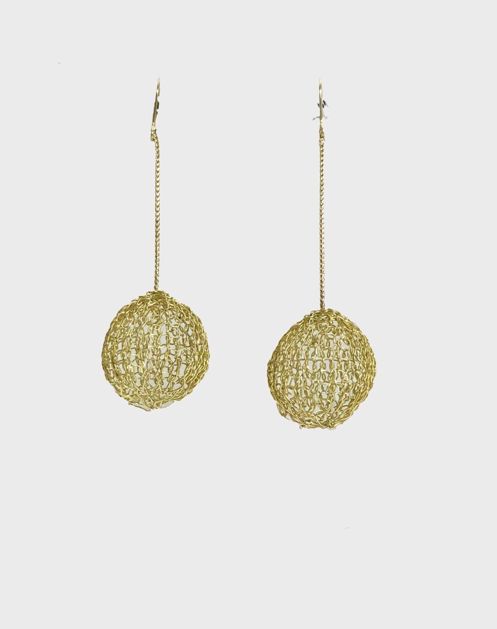 BehrensH_Earrings_GoldBubble.jpg