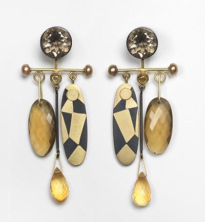 RezacS_BlackHoney_Earrings