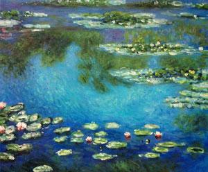 Monet - Water Lillies
